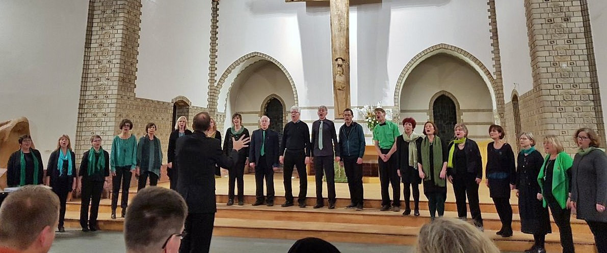 Chorissimo am Benefizkonzert Voices 2017